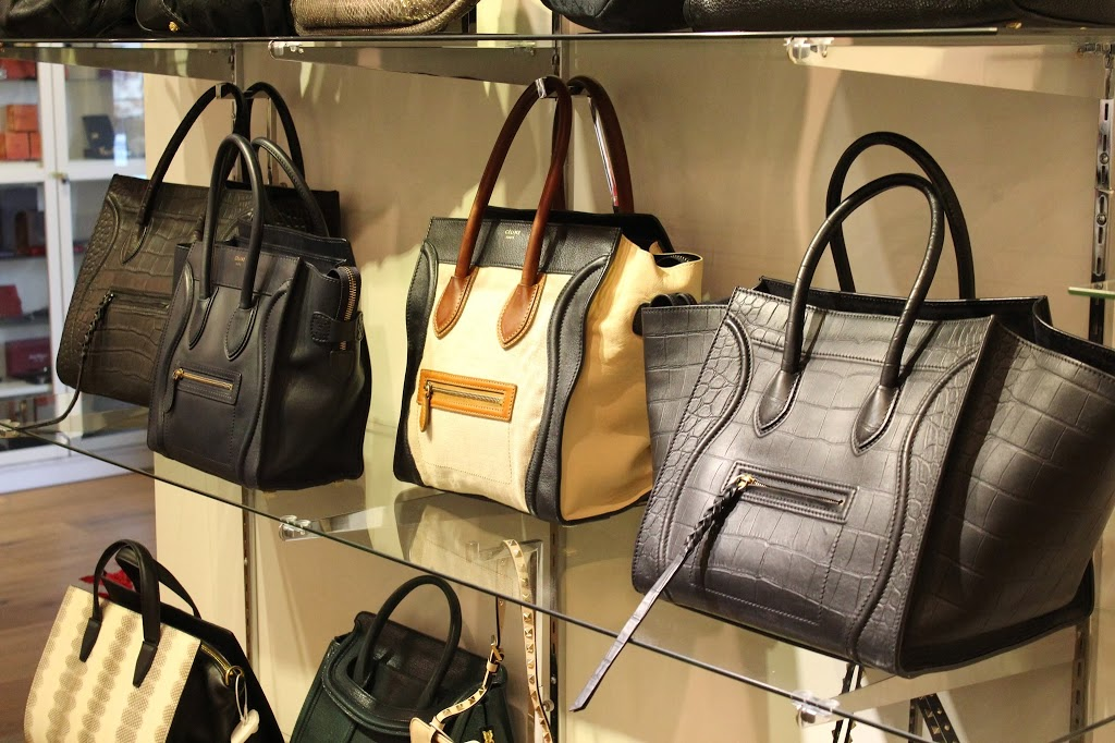 19d3d49ae And these aren't random designers that they carry. No m'am. Think Chanel  galore, Louis Vuitton all day long, Celine, Prada, Fendi, Gucci, Hermes and  more.